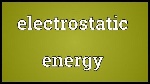 نکاتی درباره انرژی الکتریکی ساکن