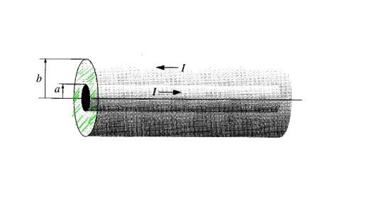انرژی مغناطیسی مثال ۱