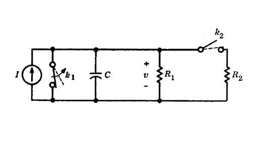 مدارهای مرتبه اول با دو ثابت زمانی